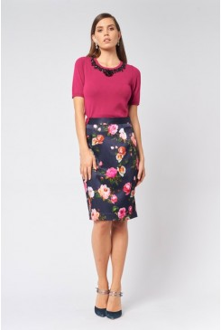 A Woman In Love Skirt