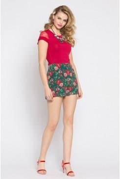 Sunday Roses Shorts