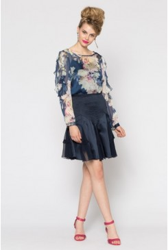 The Graceful Aurora Skirt