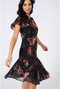 Flirtatious Walk Dress