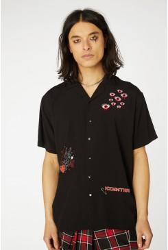 Goth Patch SS Shirt