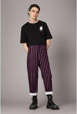 Goth Stripe Pant