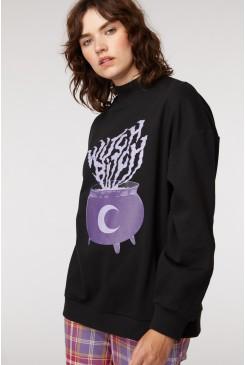 Witch Bitch Sweater