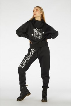 Babe With The Power Track Pant