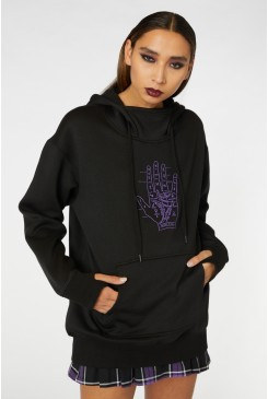 Talk To The Palm Hoodie