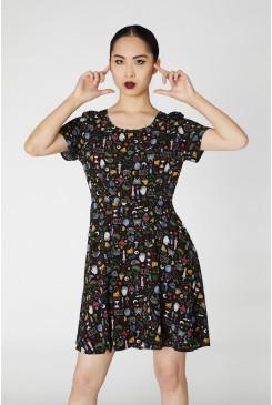 Grimoire Dress