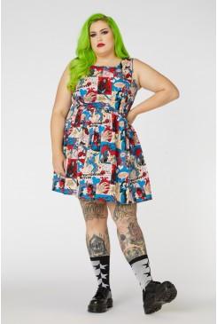 Love At First Bite Dress Curv