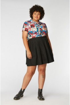 Love At First Bite Blouse Curve