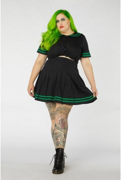 Sick Of You Skirt Curve