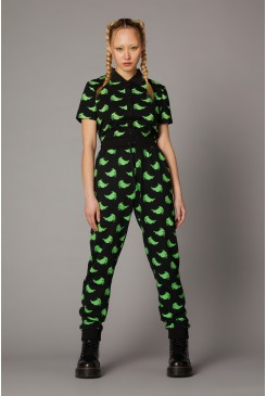 Green Ghost Trackpant