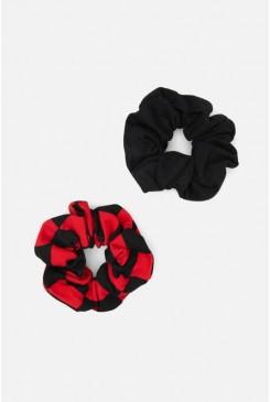 Warped Scrunchie Set