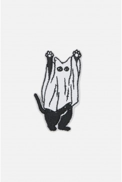 Ghost Kitty Patch