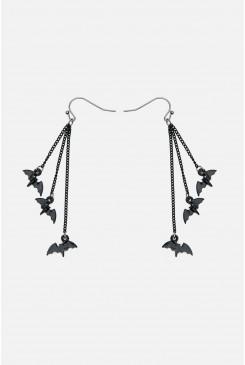 Bats Earrings