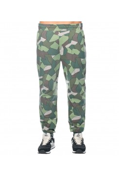 Splinter Camo Track Pant